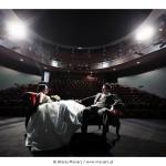 Zdjęcia ślubne w gdańskim Teatrze Wybrzeże