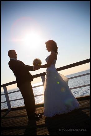 zdjęcia ślubne jastarnia