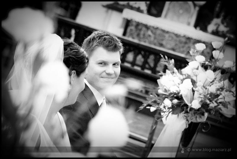 zdjęcia ślubne katedra oliwska
