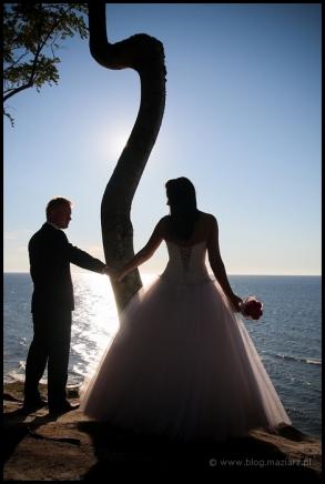 zdjęcia ślubne ustka