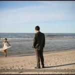 Plener ślubny nad morzem – Agnieszka i Kuba
