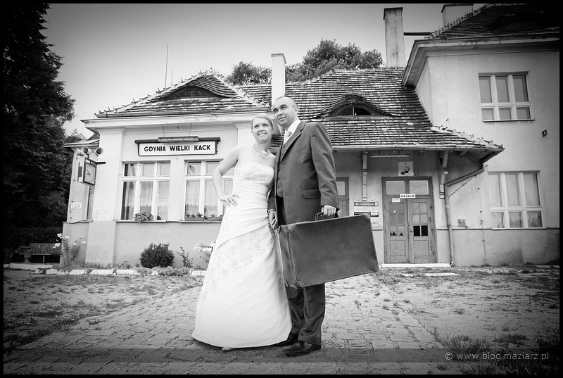 fotografia ślubna w starym stylu
