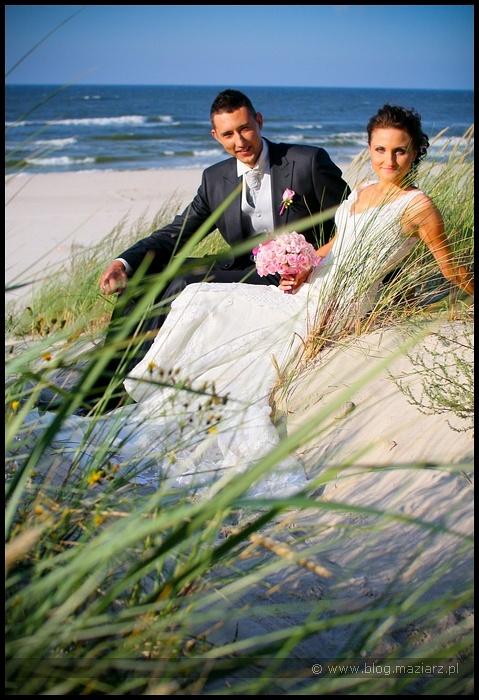 zdjęcia ślubne puck
