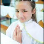 Fotograf na komunię świętą | Komunia święta Moniki