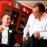 Lucyna i Martin | Reportaż ślubny | Kościół Kielno | Wesele Orfeusz Kłosowo