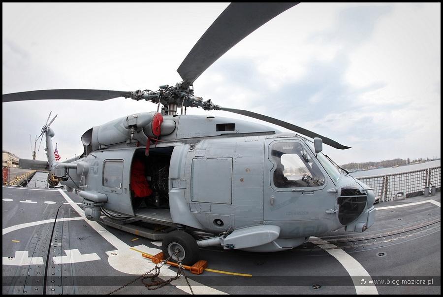 Helikopter Sikorsky SH-60 Seahawk zdjęcie