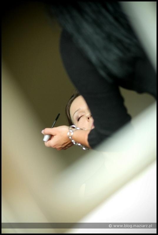 makijaż  ślubny Gdynia zdjęcia