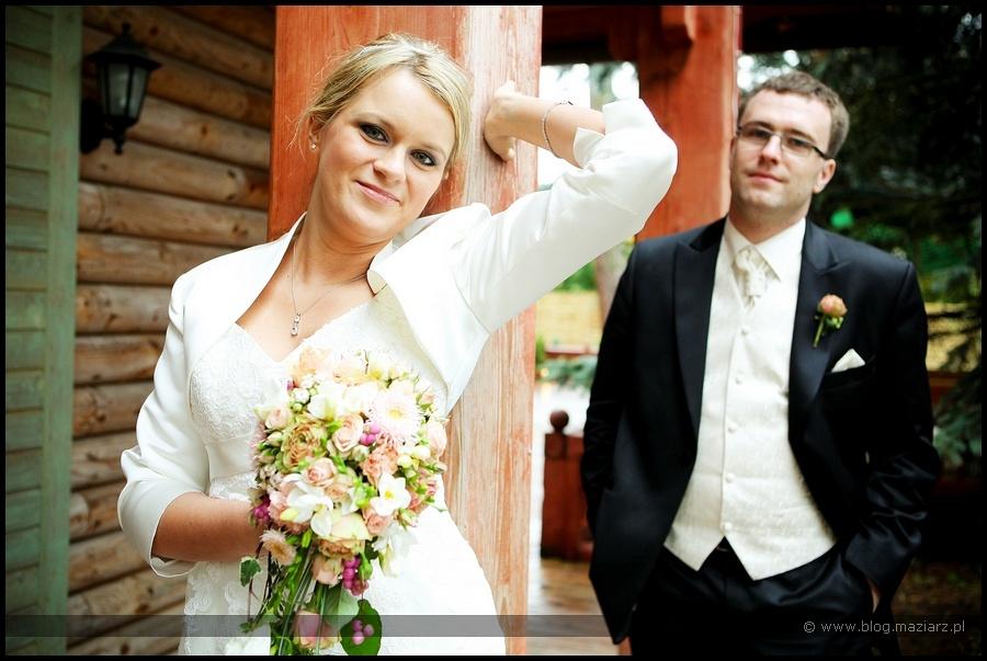 plener ślubny Straszyn