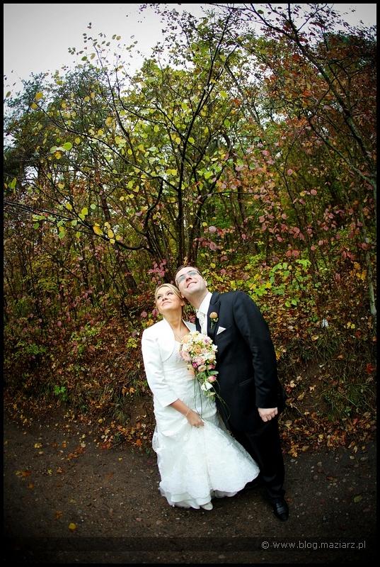 plener ślubny dzień po ślubie