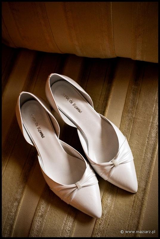 fotografia ślubna buty ślubne