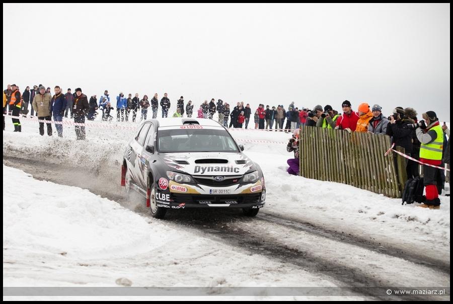Zdjęcia z 8 Rajdu Lotos Baltic Cup