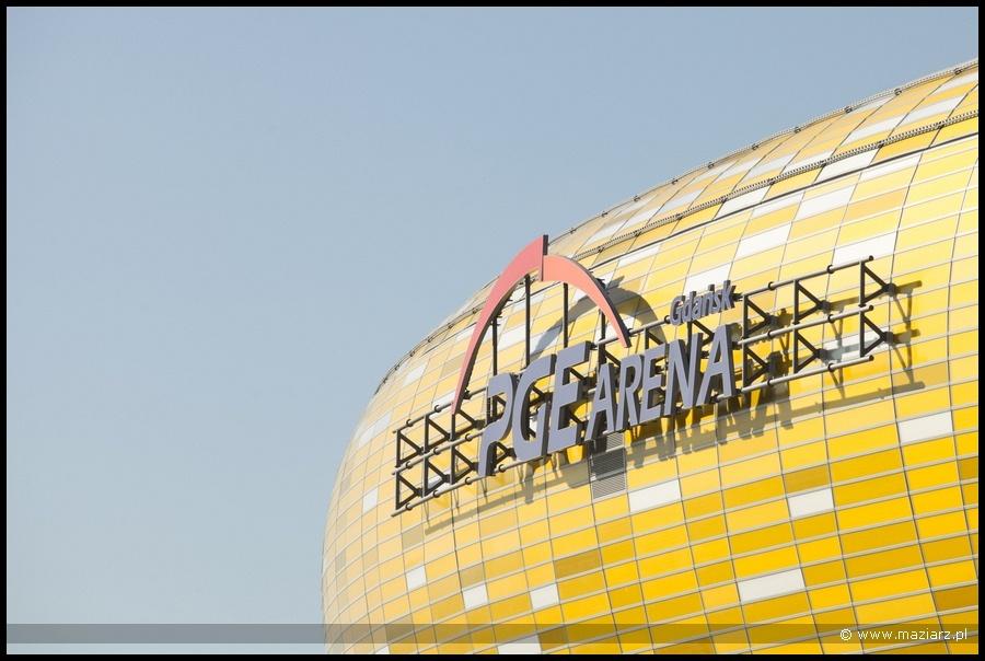 zdjęcie fotografie pgearena baltic arena bałtycka Gdańsk