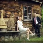 Skansen Wdzydze Kiszewskie | Plener Ślubny na Kaszubach