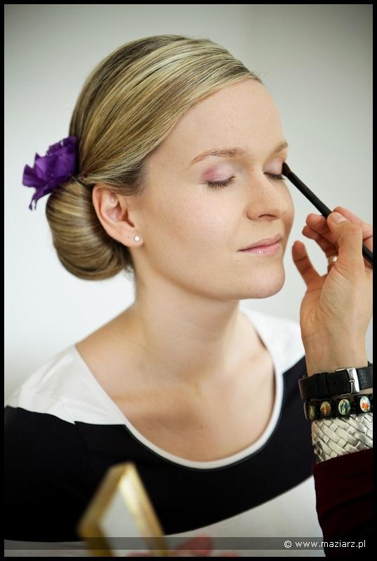 makijażystka Anna Stykała