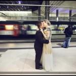 Nocny Plener Ślubny w Berlinie | Hochzeitsfotograf Berlin